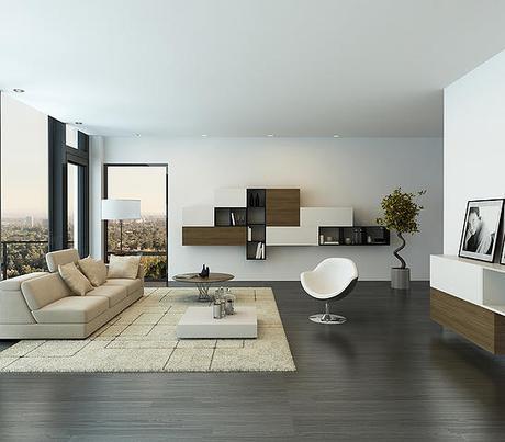 Interiorismo zen y minimalista la naturaleza en casa - Espacio zen ...