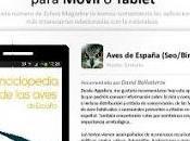 "Reseña: #APPEsfera_EM. ""Aves España (Seo/BirdLife)"""