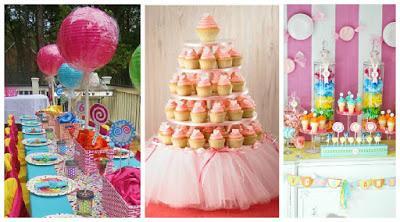 Ideas decorativas para cumplea os infantiles paperblog - Ideas decorativas para cumpleanos ...