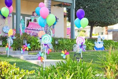 ideas decorativas para cumpleaos infantiles