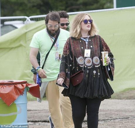 ADELE EN GLASTONBURY