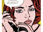 posters para colorear: Lichtenstein