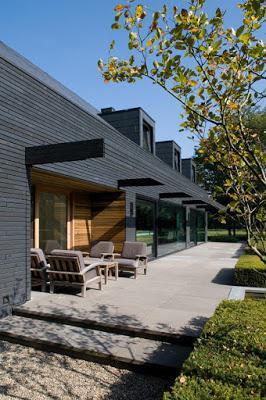 Casa moderna en holanda paperblog for Casa holandesa moderna
