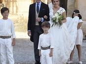 romántica boda hija Roberto Torretta