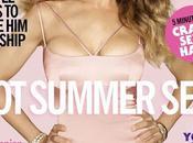 Sarah Jessica Parker aterriza portada Cosmopolitan