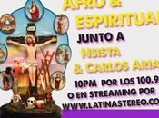 "Julio Afronautas estamos ""AFRO ESPIRITUAL"""
