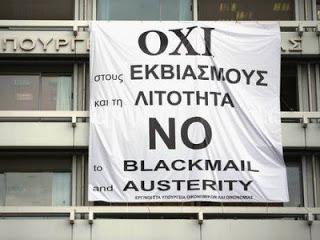 Grecia: Historia de una infamia
