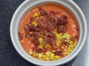 Salmorejo hecho Thermomix