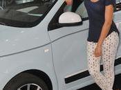 Sesión estilismo Renault Twingo Hiba Abouk
