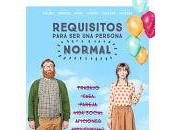 Requisitos para persona normal (2015)