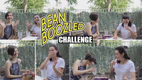 Reto Grageas de Harry Potter - Bean Boozled Challenge