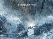 """Primer póster para """"the finest hours"""", drama basado historia verídica, encabezado chris pine"""