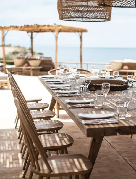 Las mesas de verano m s bonitas paperblog - Mesas de verano ...