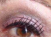 Maquillaje Ojos Rosa Gris