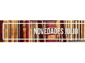 Novedades Julio 2015