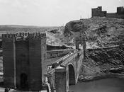 Puente Alcántara hacia Servando, Toledo