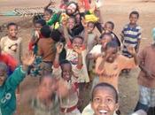 ALEGRÍA FRONTERAS: Desde corazón Etiopía, alma etíope, caminando sintiendo ellos, mano, entre ellos