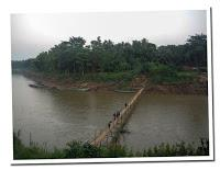 Bridge over the Mekong River