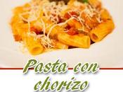 Pasta chorizo