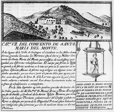 Convento de Santa Maria del Monte. (Urda).