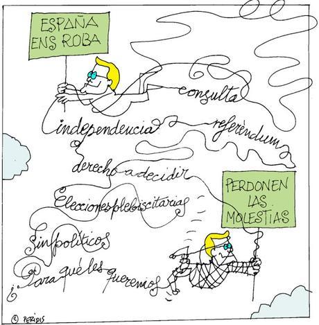 [Humor y digresiones] Sobre Iker Casillas, Artur Mas y el rey Felipe