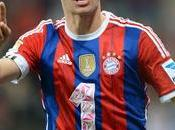 Manchester United tras Thomas Muller