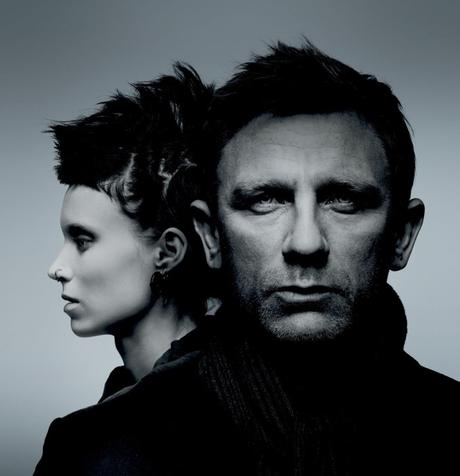 The girl with the dragon tattoo el violento sexismo de la for Cast of girl with the dragon tattoo