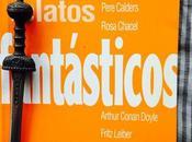 RELATOS FANTÁSTICOS. Varios autores (1995)
