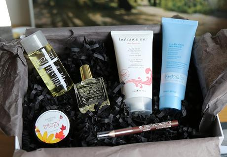Look fantastic box Julio 2015