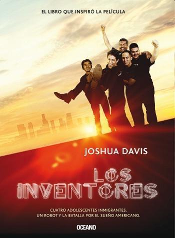 Reseña | Los Inventores | Joshua Davis | Editorial Océano