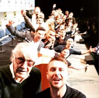 Ronda de noticias: Comic-Con, cine español y... who you gonna call?
