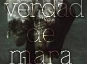 RESEÑA: oscura verdad Mara Dyer (Mara ÚLTIMAS HORAS PARA PARTICIPAR GIRATIEMPO!!!