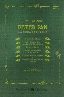 Reseña #30: Peter Pan. La Obra Completa