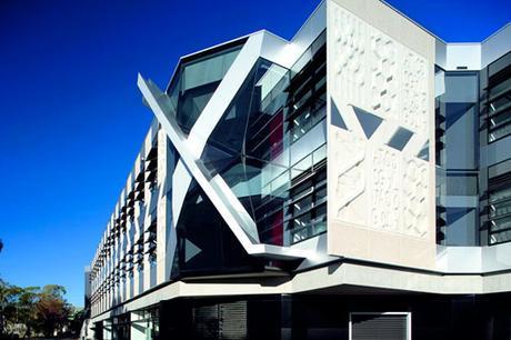 Escuela de Investigación Médica John Curtin en Australia, por Lions