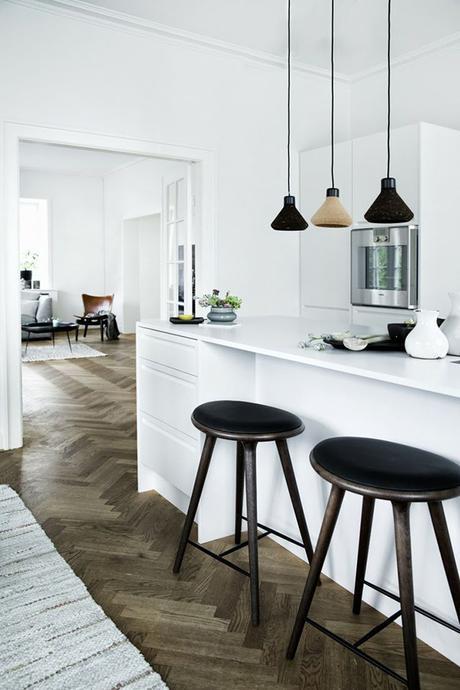 Mesa de cocina o isla?   paperblog