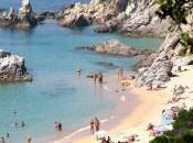cinco mejores playas Costa Brava