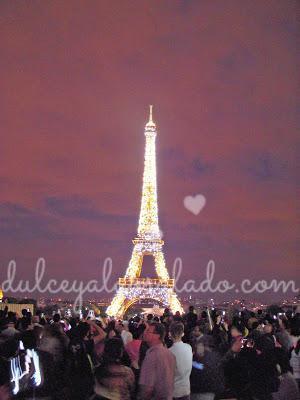Escapada a París ,quiché y clafoutis.