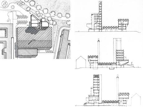 Facultad De Ingenier 237 A De Leicester James Stirling