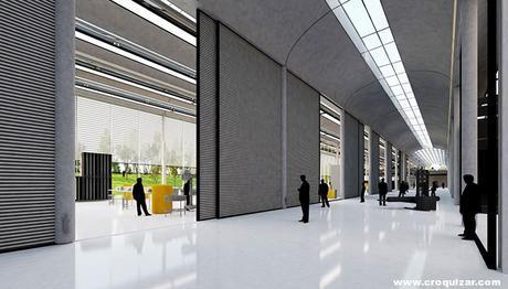 NOT-073-RSHP, centro de conservación del Louvre en Liévin (Francia)-6