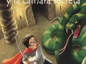 Reseña Harry Potter cámara secreta J.K.Rowling