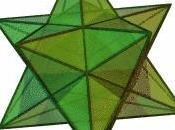 sólidos Kepler-Poinsot auténtico genuino Tetaedro