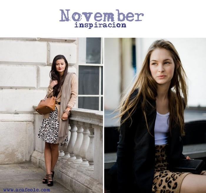 Street style for november