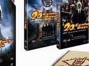Ganadores trilogía '20th Century Boys' gracias Mediatres Studio