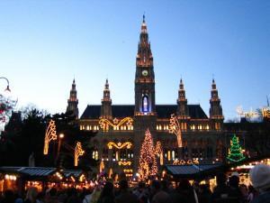 Mercadillos navideños en Europa: Viena y París
