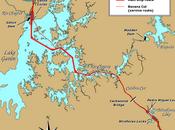 Canal Panamá. Funcionamiento esclusas.