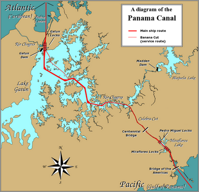French Panama Canal