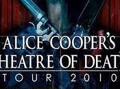 Alice Cooper: adiós concierto Durango