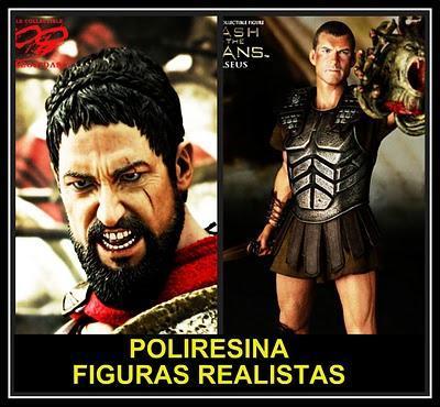 POLIRESINA FIGURAS CASI REALES