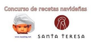 Concurso de recetas navideñas Santa Teresa