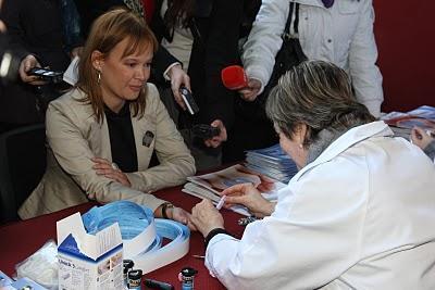 Carta abierta a Leire Pajín Ministra de sanidad con motivo del Dia de la Diabetes
